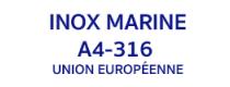 Inox Marine A4-316 - Union Européenne